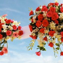أزهار فينوس-زهور الزفاف-أبوظبي-1
