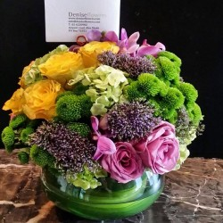 أزهار دنيز-زهور الزفاف-أبوظبي-2
