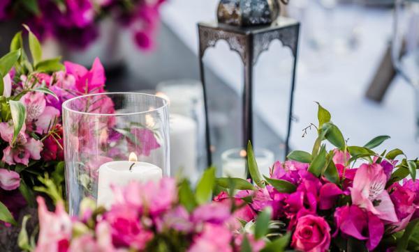 ارت اند فلاور - زهور الزفاف - دبي