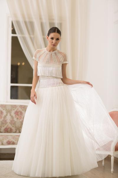 لاتيليه بلانك لفساتين الزفاف - فستان الزفاف - بيروت
