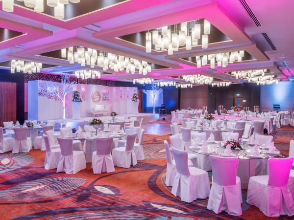 فندق كراون بلازا الدوحة - بزنس بارك - الفنادق - الدوحة
