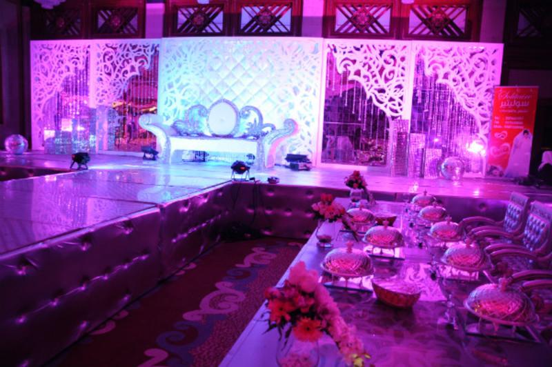 سوليتير لتنظيم الأعراس  - - كوش وتنسيق حفلات - دبي
