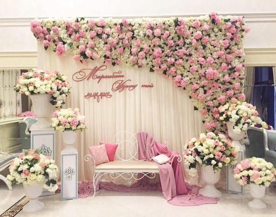اس اس دي لتنظيم المناسبات - زهور الزفاف - مدينة الكويت