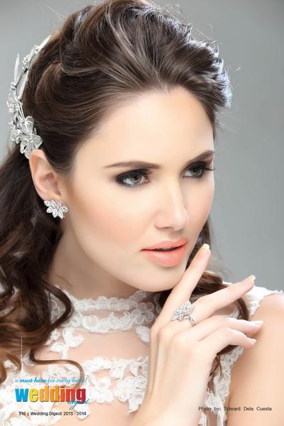 العروس و الطفل - الشعر والمكياج - الدوحة