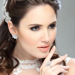 العروس و الطفل-الشعر والمكياج-الدوحة-1