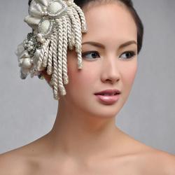 العروس و الطفل-الشعر والمكياج-الدوحة-5