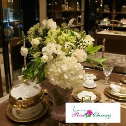 روز تشارمز-زهور الزفاف-دبي-1