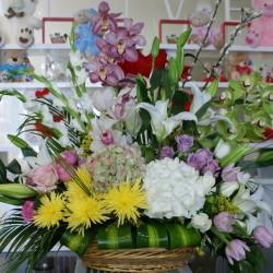روز تشارمز-زهور الزفاف-دبي-6