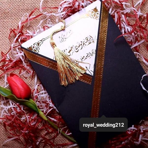 العرس الملكي لكروت الاعراس - ابو ظبي - دعوة زواج - أبوظبي