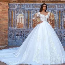 العروس الاميرة-فستان الزفاف-المنامة-2