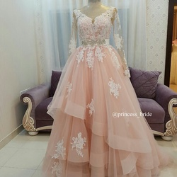 العروس الاميرة-فستان الزفاف-المنامة-4