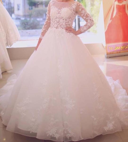 اتيليه هدى بالمعادى - فستان الزفاف - القاهرة