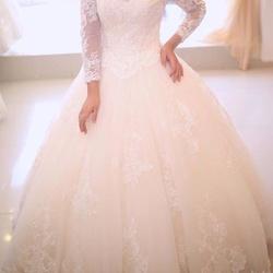اتيليه هدى بالمعادى-فستان الزفاف-القاهرة-6