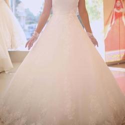 اتيليه هدى بالمعادى-فستان الزفاف-القاهرة-4