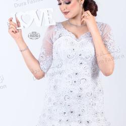 أزياء درة-فستان الزفاف-مسقط-2