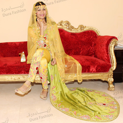 أزياء درة-فستان الزفاف-مسقط-3