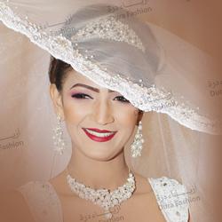 أزياء درة-فستان الزفاف-مسقط-5