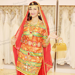 أزياء درة-فستان الزفاف-مسقط-4