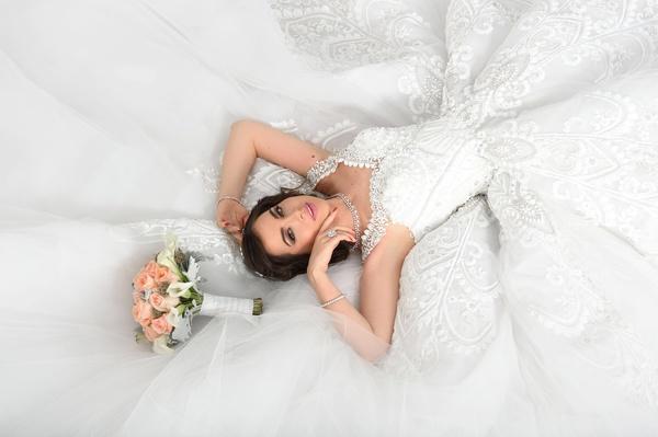 كفالاكوتور - فستان الزفاف - الشارقة