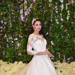 لور كوتيور-فستان الزفاف-دبي-2