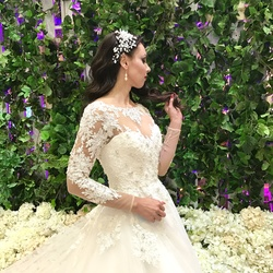 لور كوتيور-فستان الزفاف-دبي-3
