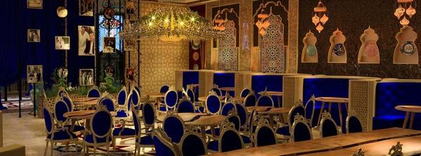 مجموعة الاشراف - المطاعم - الدوحة