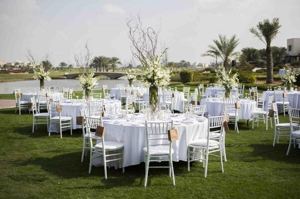 دبي تقديم الطعام في الهواء الطلق - بوفيه مفتوح وضيافة - دبي