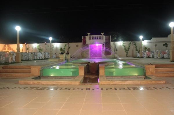 قصر المياه - الحدائق والنوادي - مدينة تونس
