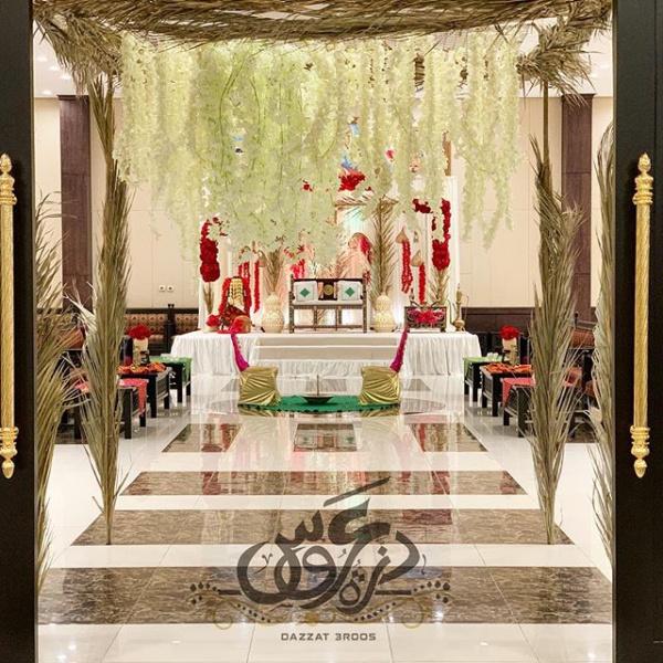دزة عروس لتنظيم الحفلات - كوش وتنسيق حفلات - المنامة