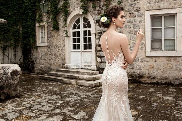 فانسي برايد - فستان الزفاف - الرباط