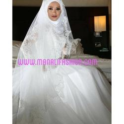 منالي فاشن -فستان الزفاف-دبي-1