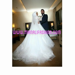 منالي فاشن -فستان الزفاف-دبي-2