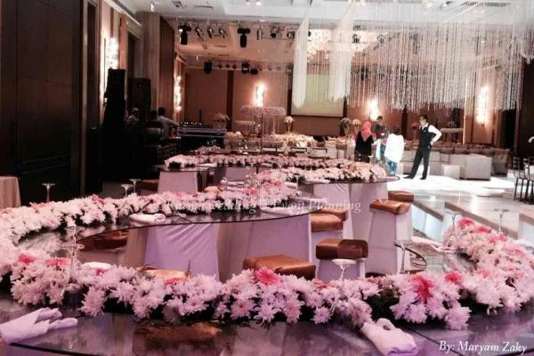 كارما فلاور - زهور الزفاف - القاهرة