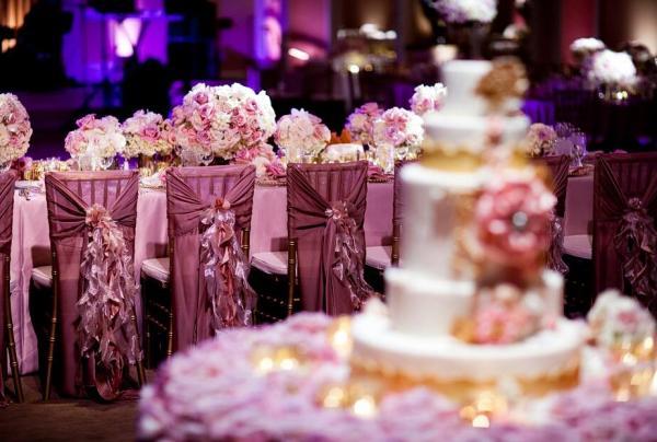 حفلات الزفاف الكونتيسة - كوش وتنسيق حفلات - الدار البيضاء