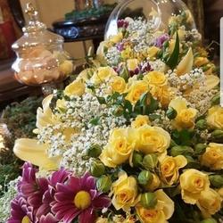 المايا للورود-زهور الزفاف-مدينة الكويت-1