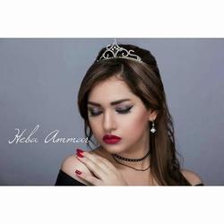هبه عمار-الشعر والمكياج-القاهرة-4