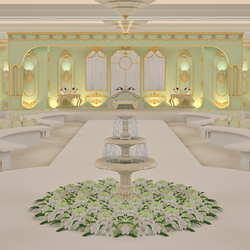فرحتي لتنظيم المناسبات-كوش وتنسيق حفلات-الدوحة-1