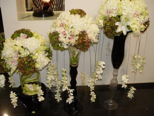سفير - زهور الزفاف - أبوظبي