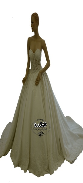 الورود - فستان الزفاف - أبوظبي