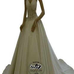 الورود-فستان الزفاف-أبوظبي-1