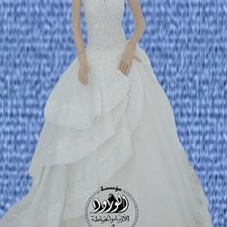 الورود-فستان الزفاف-أبوظبي-2