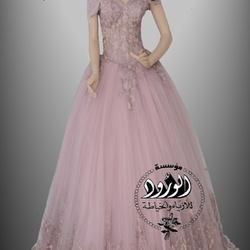 الورود-فستان الزفاف-أبوظبي-4