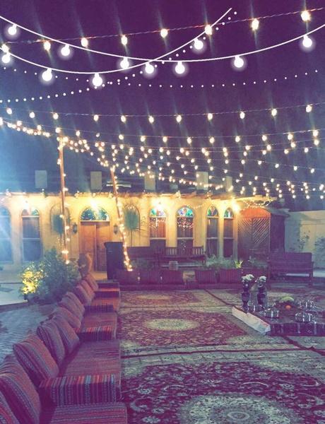 رمال لتجارة الخيام  - خيام الاعراس - أبوظبي