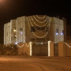بربس لانارة الافراح-كوش وتنسيق حفلات-المنامة-5