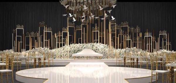 العرس الملكي لتنظيم الحفلات - ابو ظبي - كوش وتنسيق حفلات - أبوظبي