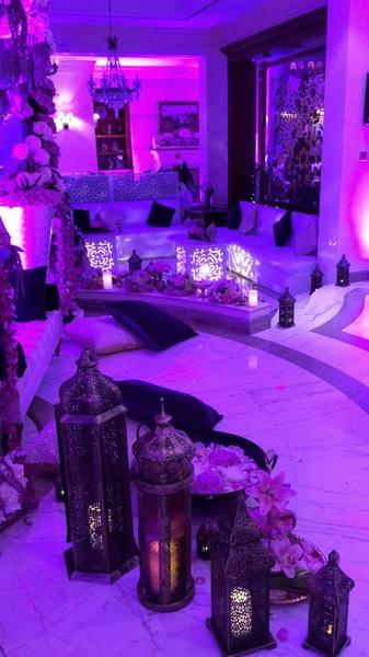إليفين إيفنتس - كوش وتنسيق حفلات - الدوحة