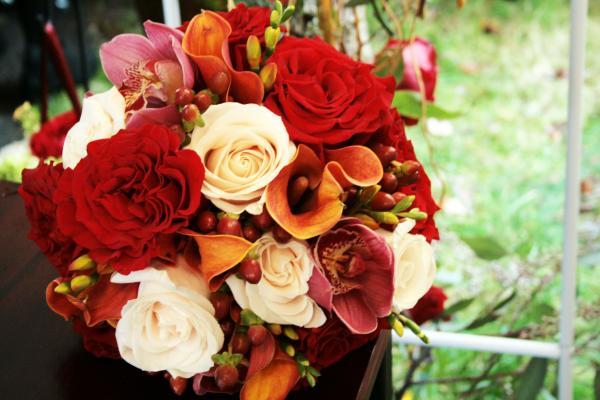 هولاند فلاورز - زهور الزفاف - أبوظبي