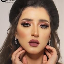 حليمه ميكاب ارتست-الشعر والمكياج-المنامة-4