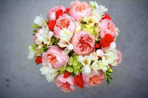 ماموسو - زهور الزفاف - دبي