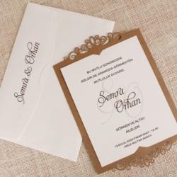 القلم الذهبي لبطاقات الزفاف-دعوة زواج-المنامة-2